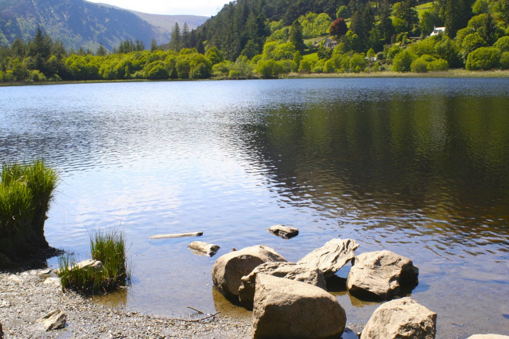 Irland Wicklow Mountains