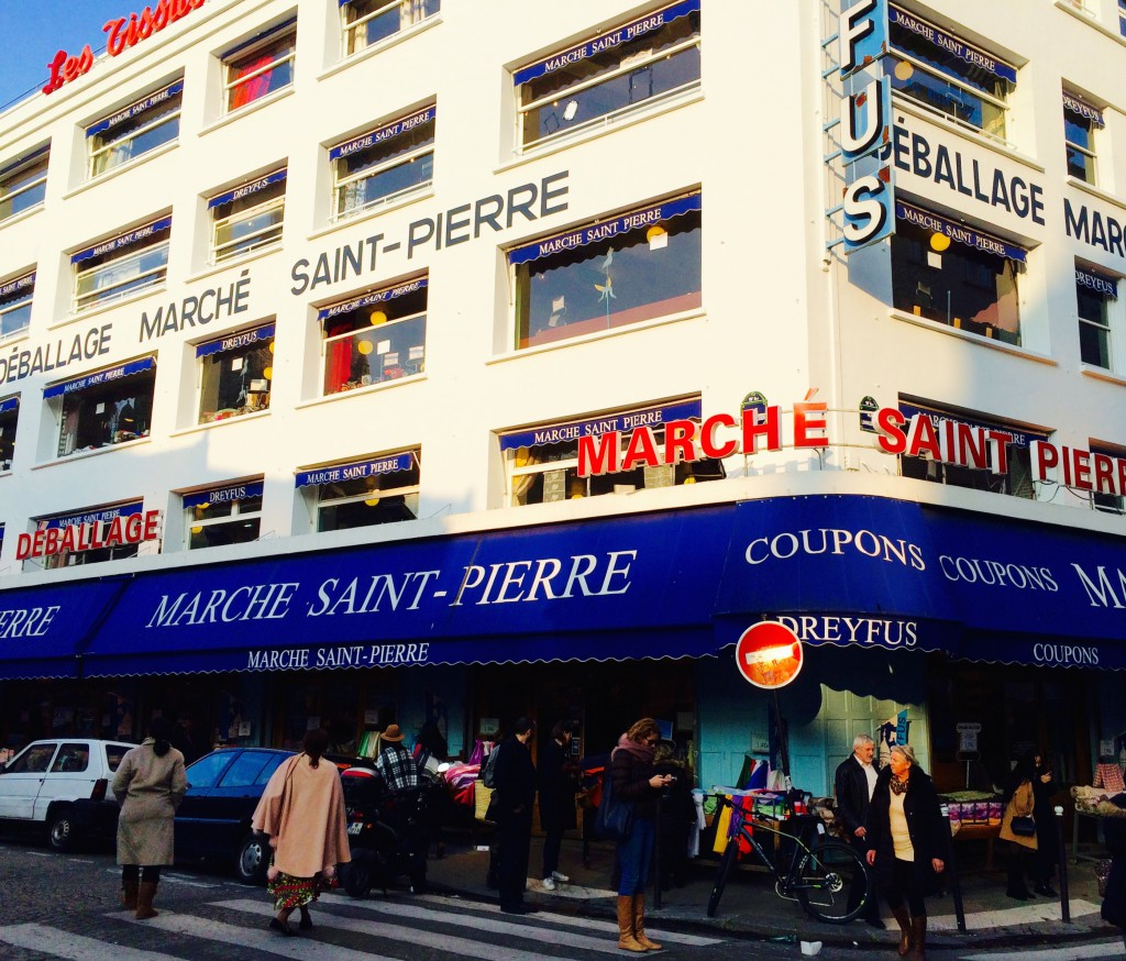 Saint Pierre Marche, Paris